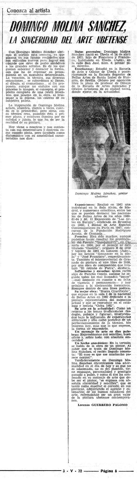diario cadiz abril 1971: